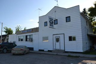Main Photo: 113 1st Street in Meacham: Commercial for sale : MLS®# SK834293