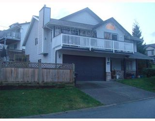 Photo 1: 1802 EUREKA Avenue in Port Coquitlam: Citadel PQ House for sale : MLS®# V811282