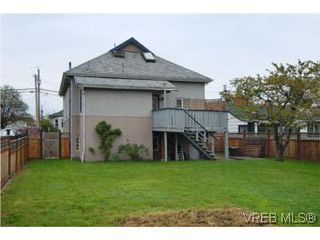 Photo 16: 2222 Shakespeare St in VICTORIA: Vi Fernwood Single Family Detached for sale (Victoria)  : MLS®# 535782