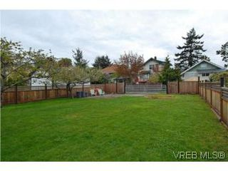 Photo 15: 2222 Shakespeare St in VICTORIA: Vi Fernwood Single Family Detached for sale (Victoria)  : MLS®# 535782