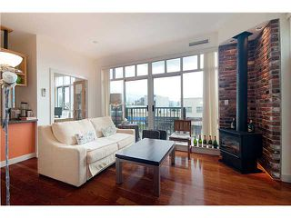 "Photo 3: 110 2515 ONTARIO Street in Vancouver: Mount Pleasant VW Condo for sale in ""Elements"" (Vancouver West)  : MLS®# V838279"