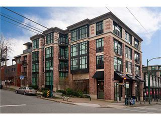 "Photo 1: 110 2515 ONTARIO Street in Vancouver: Mount Pleasant VW Condo for sale in ""Elements"" (Vancouver West)  : MLS®# V838279"