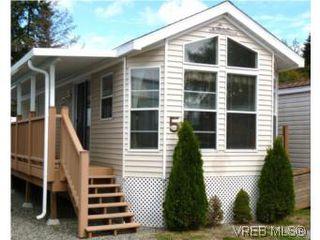 Photo 1: 5 5621 Sooke Rd in SOOKE: Sk Saseenos Manufactured Home for sale (Sooke)  : MLS®# 550455