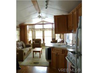 Photo 9: 5 5621 Sooke Rd in SOOKE: Sk Saseenos Manufactured Home for sale (Sooke)  : MLS®# 550455