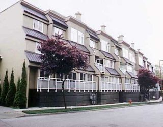 """Photo 1: 204 650 MOBERLY RD in Vancouver: False Creek Condo for sale in """"THE EDGEWATER"""" (Vancouver West)  : MLS®# V582656"""