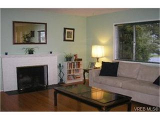 Photo 2:  in VICTORIA: SE Lake Hill Single Family Detached for sale (Saanich East)  : MLS®# 459950