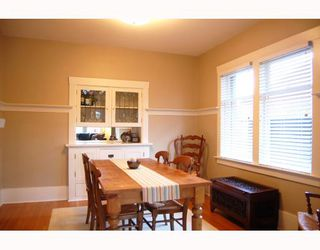 """Photo 3: 857 W 17TH Avenue in Vancouver: Cambie House 1/2 Duplex for sale in """"DOUGLAS PARK"""" (Vancouver West)  : MLS®# V756661"""