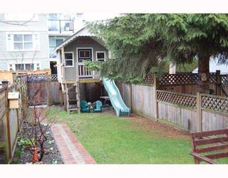 """Photo 8: 857 W 17TH Avenue in Vancouver: Cambie House 1/2 Duplex for sale in """"DOUGLAS PARK"""" (Vancouver West)  : MLS®# V756661"""