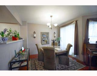"""Photo 5: A2 925 TOBRUCK Avenue in North Vancouver: Hamilton Townhouse for sale in """"KENSIGATON GARDENS"""" : MLS®# V762629"""