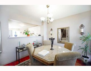 """Photo 6: A2 925 TOBRUCK Avenue in North Vancouver: Hamilton Townhouse for sale in """"KENSIGATON GARDENS"""" : MLS®# V762629"""