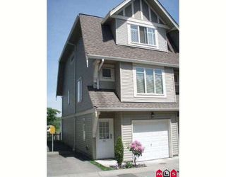 """Main Photo: 101 15175 62A Avenue in Surrey: Sullivan Station Townhouse for sale in """"BROOKLANDS"""" : MLS®# F2911868"""