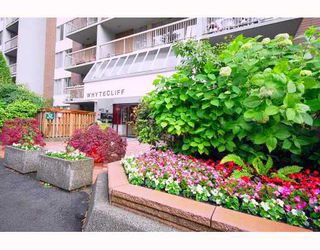 "Photo 1: 1205 2004 FULLERTON Avenue in North Vancouver: Pemberton NV Condo for sale in ""Whytecliffe"" : MLS®# V772332"