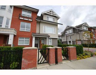 Main Photo: 57 9551 FERNDALE Road in Richmond: McLennan North Townhouse for sale : MLS®# V776140