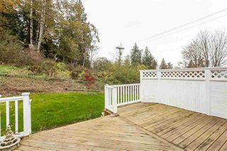 Photo 20: 35676 LEDGEVIEW Drive in Abbotsford: Abbotsford East House for sale : MLS®# R2415873
