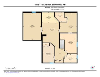 Photo 33: 4812 11A Avenue NW in Edmonton: Zone 29 House for sale : MLS®# E4189056
