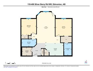 Photo 25: 118 400 SILVER_BERRY Road in Edmonton: Zone 30 Condo for sale : MLS®# E4190279