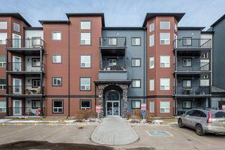Photo 1: 118 400 SILVER_BERRY Road in Edmonton: Zone 30 Condo for sale : MLS®# E4190279