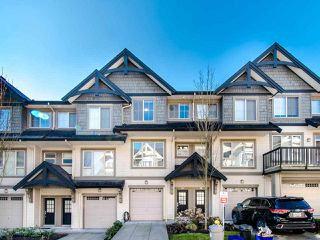 "Photo 1: 149 3105 DAYANEE SPRINGS Boulevard in Coquitlam: Westwood Plateau Townhouse for sale in ""WHITE TAIL LANE"" : MLS®# R2443110"