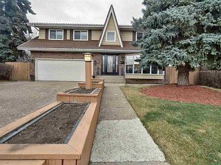 Main Photo: 2411 112A Street in Edmonton: Zone 16 House for sale : MLS®# E4192777