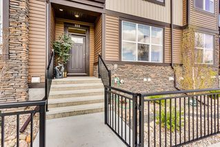 Photo 3: 228 MIDYARD Lane SW: Airdrie Row/Townhouse for sale : MLS®# C4297495