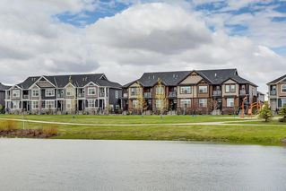 Photo 1: 228 MIDYARD Lane SW: Airdrie Row/Townhouse for sale : MLS®# C4297495