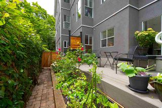 Photo 18: 106 655 W 13TH AVENUE in Vancouver: Fairview VW Condo for sale (Vancouver West)  : MLS®# R2465247