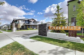 Photo 1: 1911 2461 Baysprings Link SW: Airdrie Row/Townhouse for sale : MLS®# A1030065