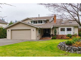"""Photo 1: 21021 43 Avenue in Langley: Brookswood Langley House for sale in """"Cedar Ridge"""" : MLS®# R2521660"""