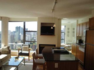 Photo 5: 2001 1723 ALBERNI Street in Vancouver: West End VW Condo for sale (Vancouver West)  : MLS®# V814302