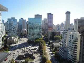 Photo 9: 2001 1723 ALBERNI Street in Vancouver: West End VW Condo for sale (Vancouver West)  : MLS®# V814302
