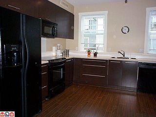 """Photo 2: 51 18983 72A Avenue in Surrey: Clayton Townhouse for sale in """"THE KEW"""" (Cloverdale)  : MLS®# F1011030"""