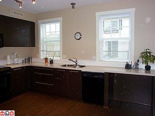 """Photo 7: 51 18983 72A Avenue in Surrey: Clayton Townhouse for sale in """"THE KEW"""" (Cloverdale)  : MLS®# F1011030"""