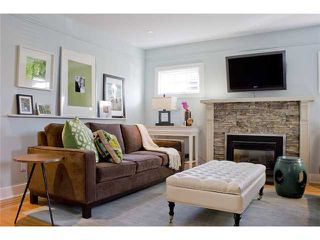 """Photo 2: 404 W 23RD Avenue in Vancouver: Cambie House for sale in """"CAMBIE VILLAGE"""" (Vancouver West)  : MLS®# V828426"""
