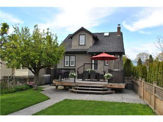 """Photo 8: 404 W 23RD Avenue in Vancouver: Cambie House for sale in """"CAMBIE VILLAGE"""" (Vancouver West)  : MLS®# V828426"""