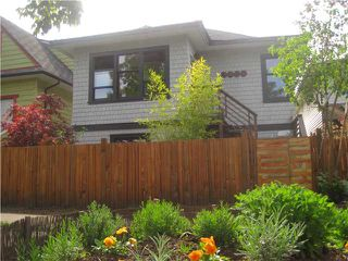 "Photo 1: 4539 WALDEN Street in Vancouver: Main House for sale in ""MAIN"" (Vancouver East)  : MLS®# V830045"