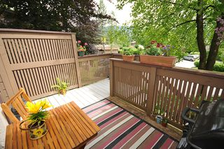 "Photo 6: 5 302 AFTON Lane in Port Moody: North Shore Pt Moody Townhouse for sale in ""HIGHLAND PARK"" : MLS®# V839060"