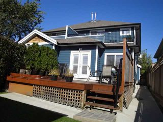 Photo 2: 325 E 5TH Street in North Vancouver: Lower Lonsdale House 1/2 Duplex for sale : MLS®# V854254