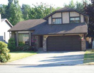 "Photo 1: 2345 CAMERON CR in Abbotsford: Abbotsford East House for sale in ""Glenview Estates"" : MLS®# F2615191"