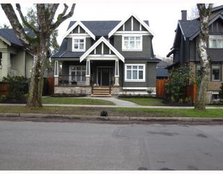 Photo 1: 2627 W 43RD Avenue in Vancouver: Kerrisdale House for sale (Vancouver West)  : MLS®# V749116