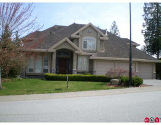 Photo 1: 11228 163RD Street in Surrey: Fraser Heights House for sale (North Surrey)  : MLS®# F2902141