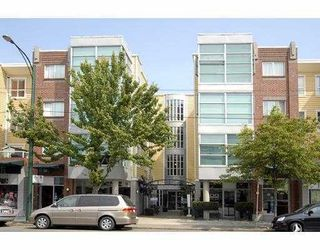 "Photo 1: 102 2929 W 4TH Avenue in Vancouver: Kitsilano Condo for sale in ""THE MADISON"" (Vancouver West)  : MLS®# V757521"