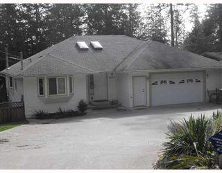 "Main Photo: 7629 REDROOFFS Road in Halfmoon Bay: Halfmn Bay Secret Cv Redroofs House for sale in ""HALFMOON BAY"" (Sunshine Coast)  : MLS®# V764102"