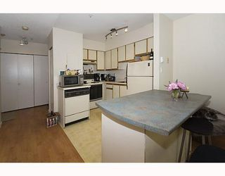 "Photo 4: 105 921 THURLOW Street in Vancouver: West End VW Condo for sale in ""KRISTOFF PLACE"" (Vancouver West)  : MLS®# V774226"