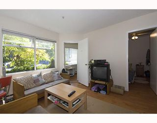"Photo 2: 105 921 THURLOW Street in Vancouver: West End VW Condo for sale in ""KRISTOFF PLACE"" (Vancouver West)  : MLS®# V774226"