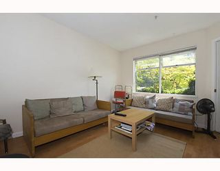 "Photo 1: 105 921 THURLOW Street in Vancouver: West End VW Condo for sale in ""KRISTOFF PLACE"" (Vancouver West)  : MLS®# V774226"