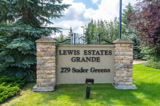Photo 2: 434 279 SUDER GREENS Drive in Edmonton: Zone 58 Condo for sale : MLS®# E4167783