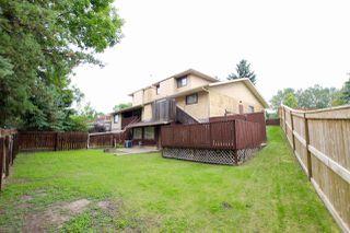 Photo 25: 17 GRANADA Place: St. Albert House Half Duplex for sale : MLS®# E4169517