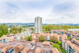 Photo 3: 1201 3071 GLEN DRIVE in Coquitlam: North Coquitlam Condo for sale : MLS®# R2380966