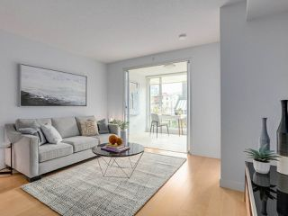 "Photo 3: 306 1635 W 3RD Avenue in Vancouver: False Creek Condo for sale in ""Lumen"" (Vancouver West)  : MLS®# R2404854"