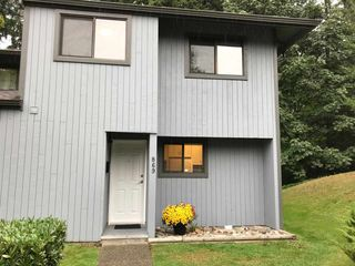 """Main Photo: 869 BLACKSTOCK Road in Port Moody: North Shore Pt Moody Townhouse for sale in """"WOODSIDE VILLAGE"""" : MLS®# R2404899"""